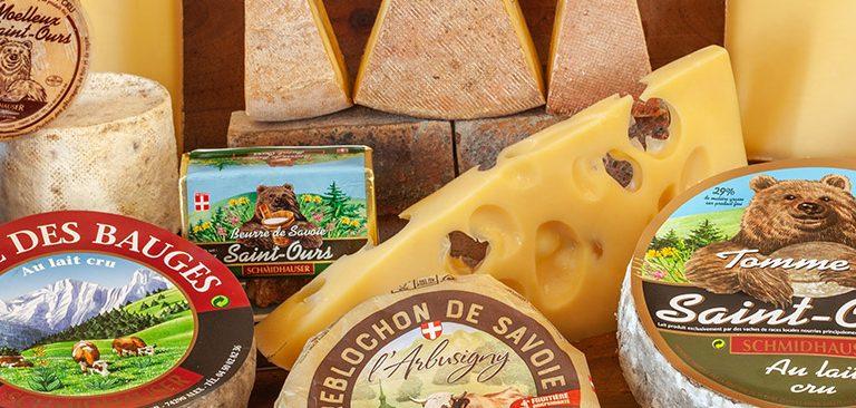 Fromages Saint-Ours Trévignin
