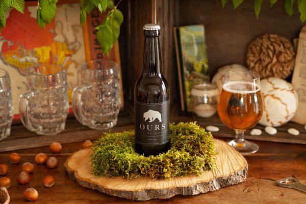 bière blanche ours 33cl