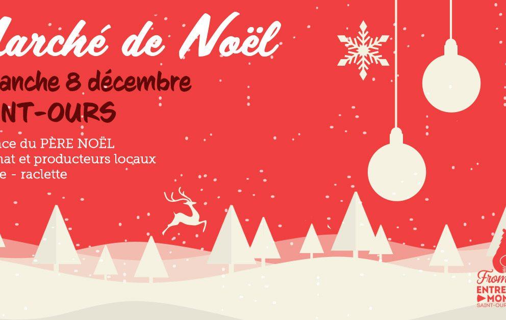 Marché de Noël à Saint-Ours